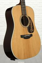 Takamine EF360S Dreadnought Acoustic/Electric, Thermal Top, Natural