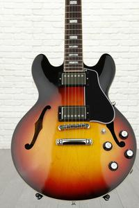 Gibson Memphis ES-339 - Sunset Burst