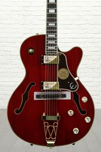 Epiphone Joe Pass Emperor-II PRO - Wine Red