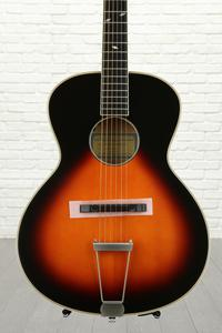 Epiphone Zenith, Masterbilt Century Collection - Vintage Sunburst