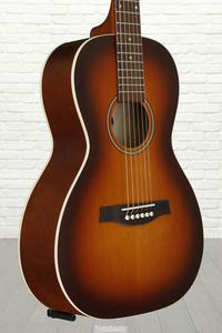 Seagull Guitars Entourage Rustic Grand - Solid Cedar Top, Rustic Burst