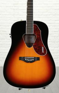 Gretsch G5024E Rancher Dreadnought - Sunburst