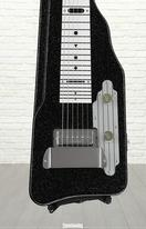 Gretsch G5715 Electromatic Lap Steel - Black Slver Flake