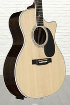 Martin Grand Performer 35E w/Fishman Aura VT Electronics - Natural