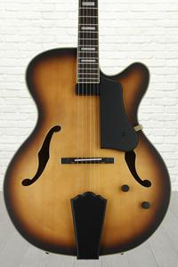 Washburn J600 Jazz - Vintage Matte finish