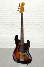 Fender Classic Series '60s Jazz Bass Lacquer - 3-Color Sunburst