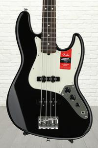 Fender American Professional Jazz Bass - Black with Rosewood Fingerboard