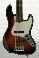 Fender American Professional Jazz Bass V - 3-color Sunburst with Rosewood Fingerboard