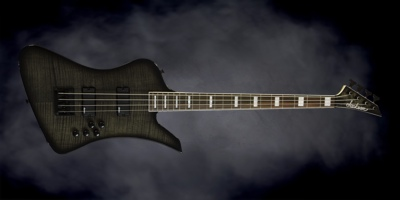 Jackson JS3 Kelly Bird IV (Transparent Black)