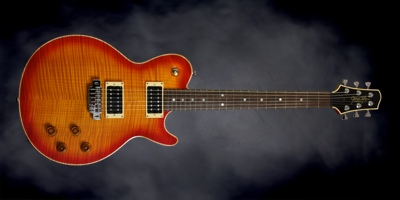 Line 6 JTV-59 USA (Cherry Sunburst 1A Flame Top)