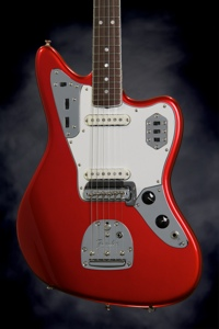 Fender American Vintage '65 Jaguar (Candy Apple Red)