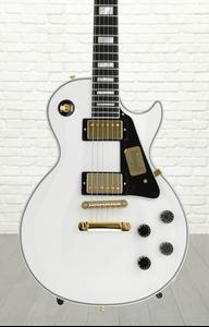 Gibson Custom Les Paul Custom - Alpine White