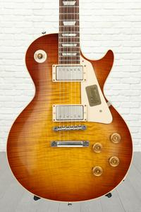 Gibson Custom Standard Historic 1959 Les Paul Reissue - Ice Tea VOS