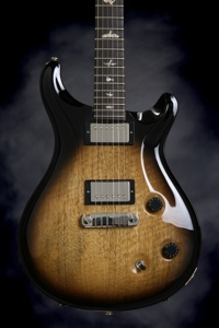 PRS McCarty Korina (Black Sunburst)