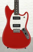 Fender Mustang 90 - Torino Red with Rosewood Fingerboard