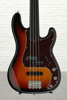 Fender Tony Franklin Fretless Precision Bass - 3-Color Sunburst