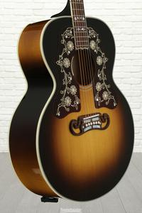 Gibson Acoustic Bob Dylan SJ200 Player's Edition - Vintage Sunburst