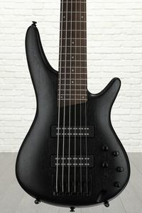 Ibanez SR306EB SR Standard 6-String - Weathered Black
