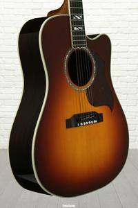 Gibson Acoustic Songwriter Cutaway Progressive - Autumn Burst