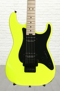 Charvel Pro-Mod So-Cal Style 1 HH Floyd Rose - Neon Yellow