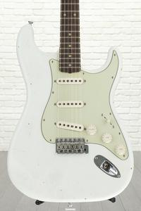 Fender Custom Shop 1959 Strat Journeyman Relic - Seafoam Green with Rosewood Fingerboard