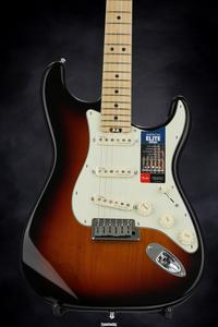 Fender American Elite Stratocaster - 3-color Sunburst with Maple Fingerboard