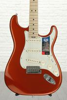 Fender American Elite Stratocaster - Autumn Blaze Metallic with Maple Fingerboard