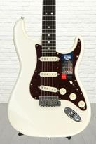 Fender American Elite Stratocaster - Olympic Pearl with Rosewood Fingerboard