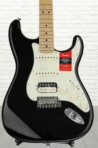 Fender American Professional HSS Shawbucker Stratocaster - Black with Rosewood Fingerboard