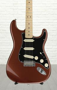 Fender Deluxe Roadhouse Strat - Classic Copper with Maple Fingerboard