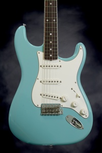 Fender Eric Johnson Stratocaster RW (Tropical Turquoise)