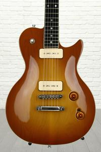 Godin Summit Classic CT with P-90s - Creme Brulee