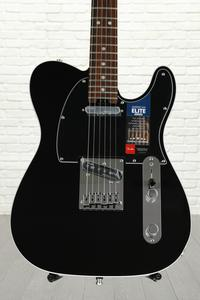 Fender American Elite Telecaster - Mystic Black with Rosewood Fingerboard