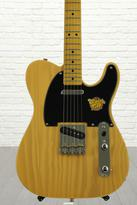 Squier Classic Vibe Telecaster '50s, Plek'd w/Bone Nut Upgrade - Butterscotch Blonde