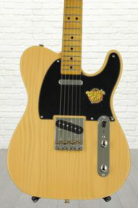 Squier Classic Vibe Telecaster '50s with Bone Nut Upgrade, Plek'd - Butterscotch Blonde