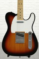 Fender Standard Telecaster - Brown Sunburst with Maple Fingerboard