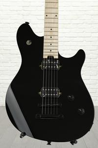 EVH Wolfgang Standard Quilt Maple Top - Gloss Black