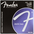 Fender Accessories 7350M Stainless Roundwound Bass Guitar Strings