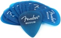Fender Accessories California Clears Pickpack - Medium (Lake Placid Blue)