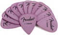 Fender Accessories 351 Rock-On Touring Guitar Picks 12-Pack (Purple - Xtra Heavy 1.44mm)