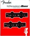 Fender Accessories N3 Noiseless Pickup (J Bass - 2-piece Set)