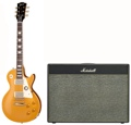 Gibson Custom 50th Anniversary Les Paul and Marshall Bluesbreaker Set