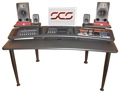 Sound Construction AVM 6x3 Audio Video Mixing/Mastering Desk