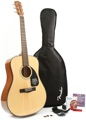 Fender DG-8S Acoustic Pak (Natural)