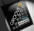 Groove3 All Access Pass (30-Day Membership)
