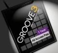 Groove3 All Access Pass (1-Year Membership)