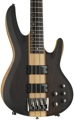 ESP LTD B-4E (Ebony Natural Satin)