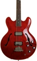 Gibson Memphis ES-335 Bass (Vintage Faded Cherry)