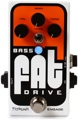 Pigtronix Bass FAT Drive Overdrive/Distortion Pedal