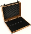 BoiceBox F-17HT Bamboo Pedal Board with Lid (17